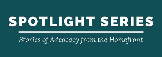 Spotlight Series Military Spouse Advocacy