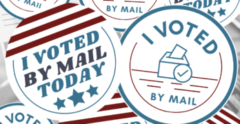I Voted by Mail Secure Families Initiative