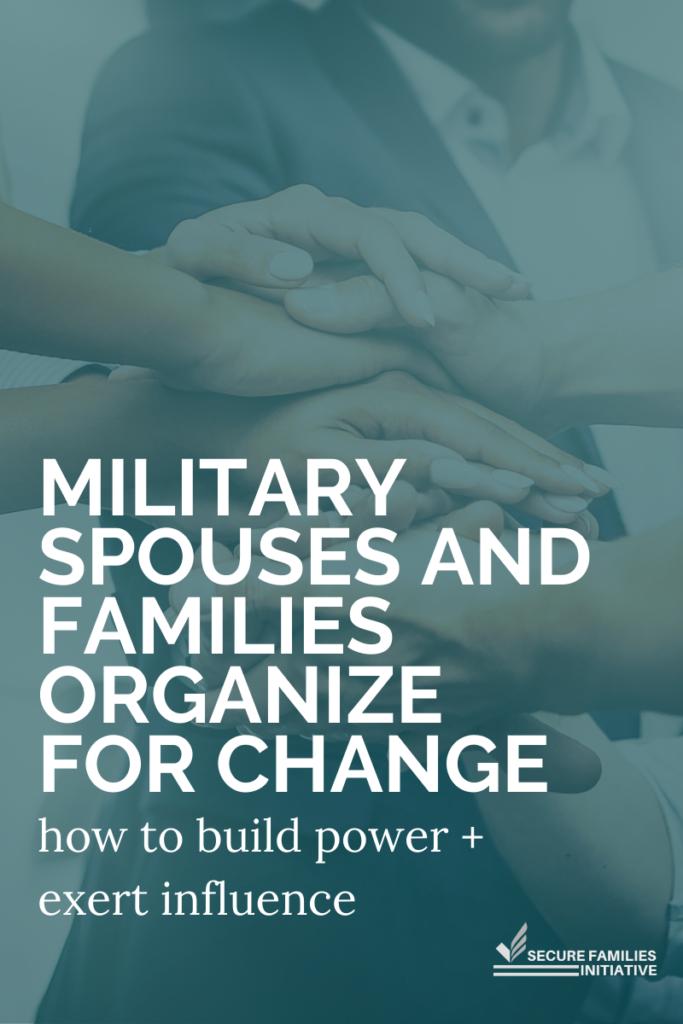SecureFamiliesInitiative Organize Training