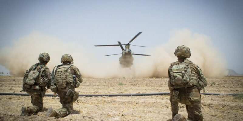 Statement on Plan to Withdraw U.S. Troops from Afghanistan by September 11th, 2021