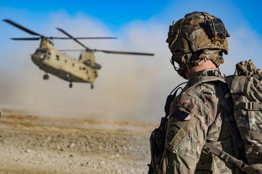 Afghanistan DoD Photo
